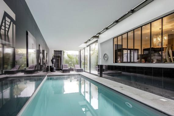 logement luxe. Black Bedroom Furniture Sets. Home Design Ideas