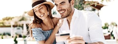 couple assurances carte visa