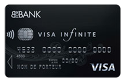 carte visa infinite black